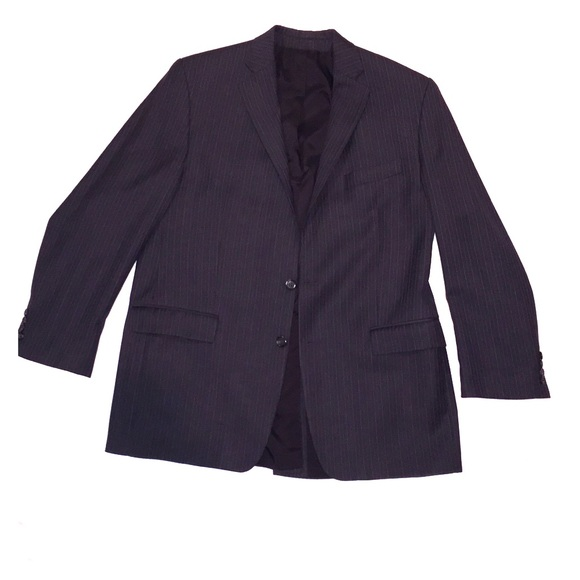 Ralph Lauren Other - Ralph Lauren Blazer - Charcoal Shark Skin Wool